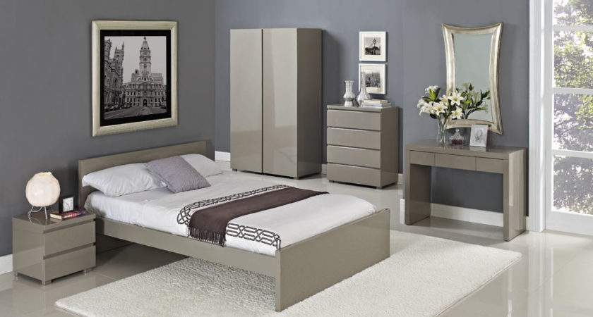 High Gloss Bedroom Furniture Ebay
