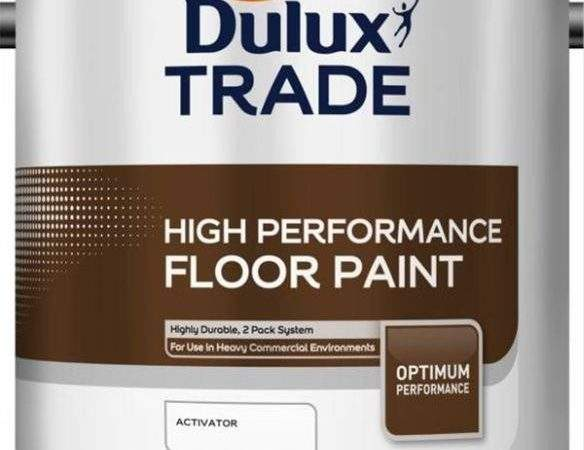 High Performance Floor Paint Dulux Trade Brand Akzonobel