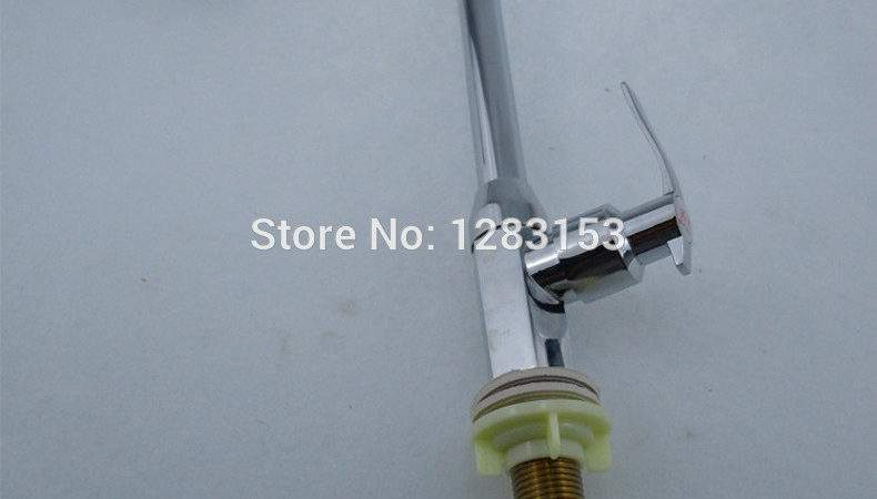 High Quality Kitchen Faucets White Dish Basin Water