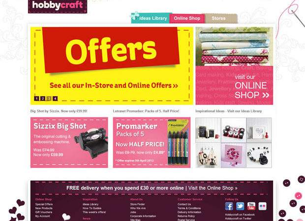 Hobby Craft Commercial Property Directory Europe