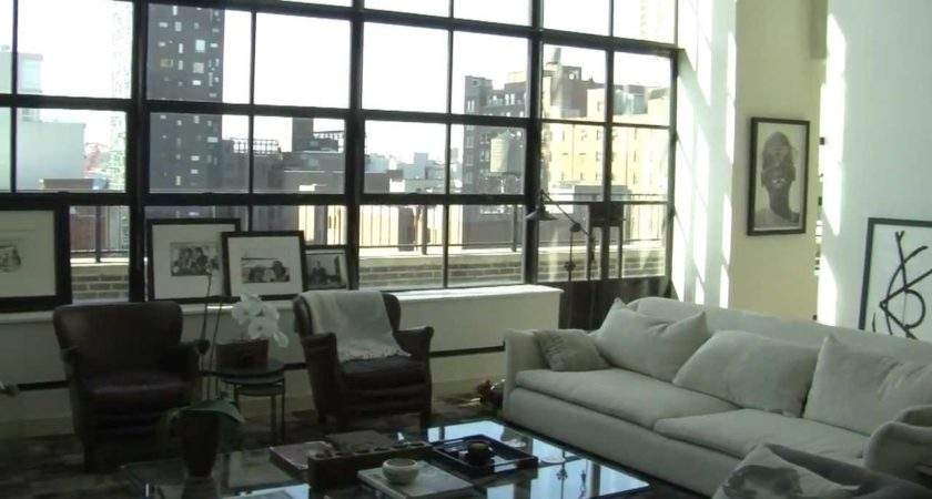 Home Automation Example New York Loft Apartment Youtube