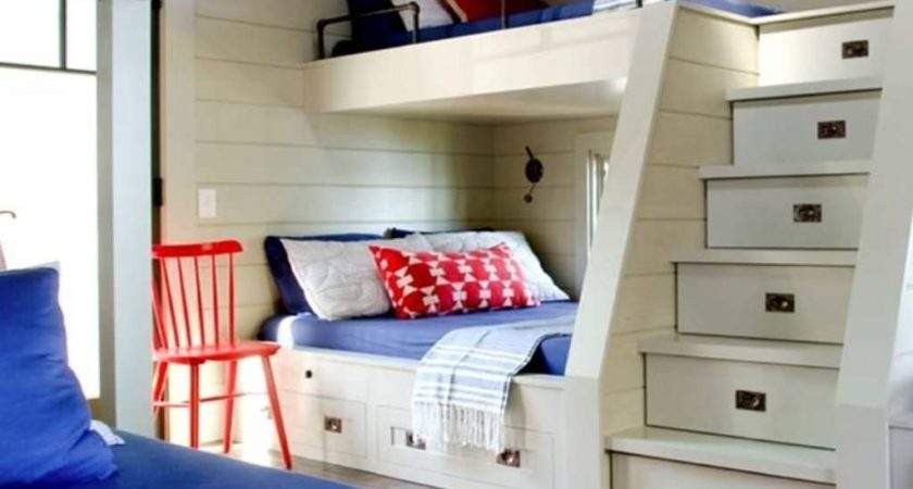 Home Design Inspiring Bunk Beds Small Roomss