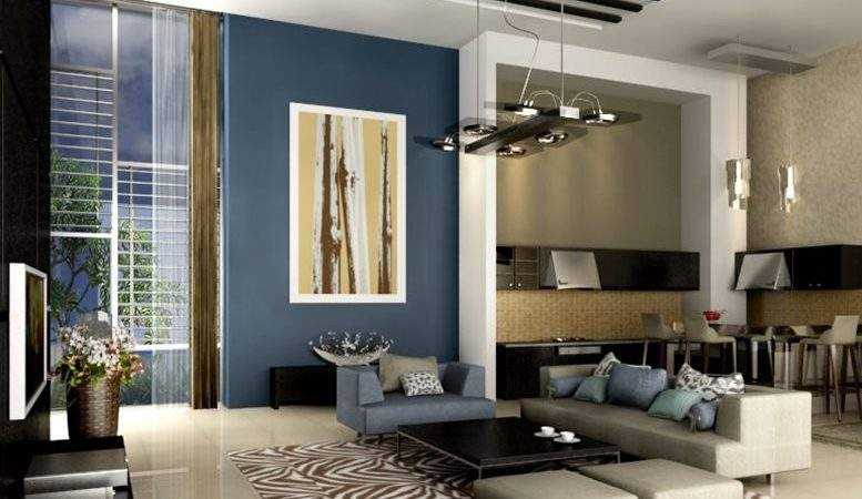 Home Interior Paint Colour Combinations Design