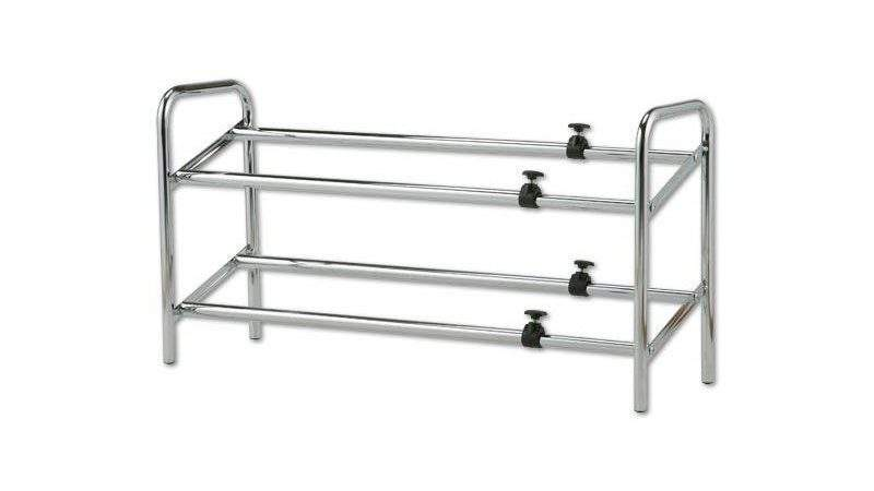 Home Style Tier Metal Shoe Rack