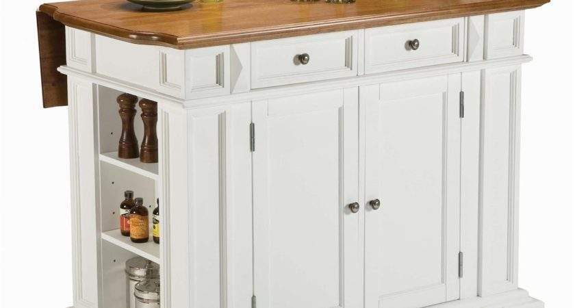 Home Styles Kitchen Island Breakfast Bar