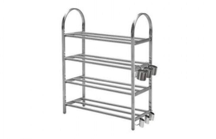 Homebase Shoes Rack Layer Umb End