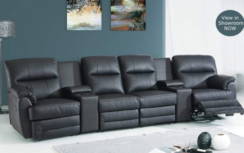 Horizon Home Cinema Seating Luxury Delux Deco