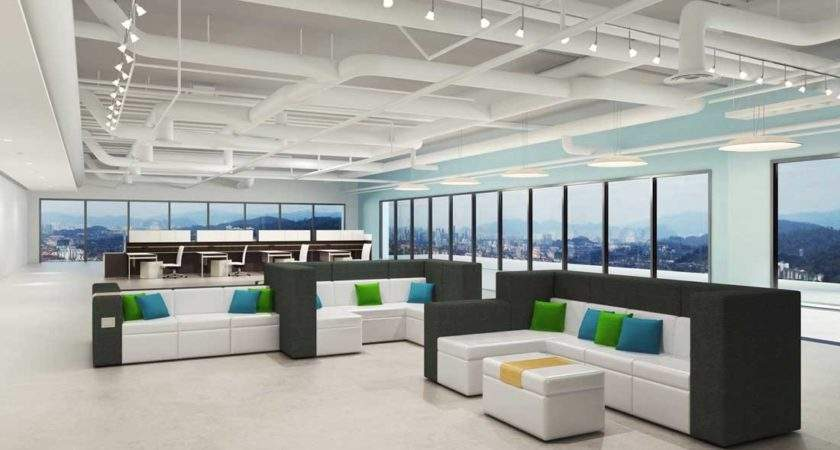 Hot Fall Colors Modern Offices Office Furniture