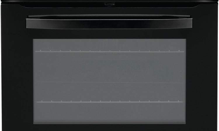 Hotpoint Single Built Electric Oven Black