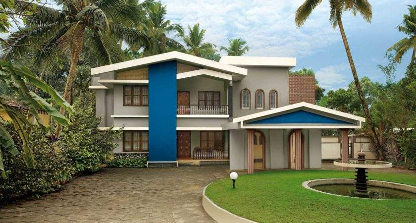 House Color Combinations Painting Services