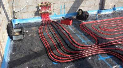 House Extension Lymm Mwg Underfloor Heating Projects
