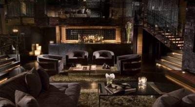 House Nightclub Dodd Mitchell Design Contemporist