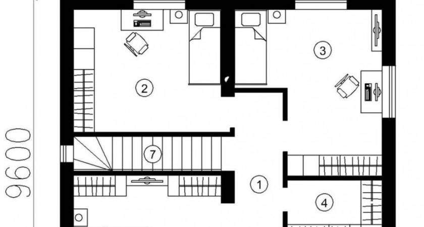 House Plan Small Unique One Story Plans Single Cottage