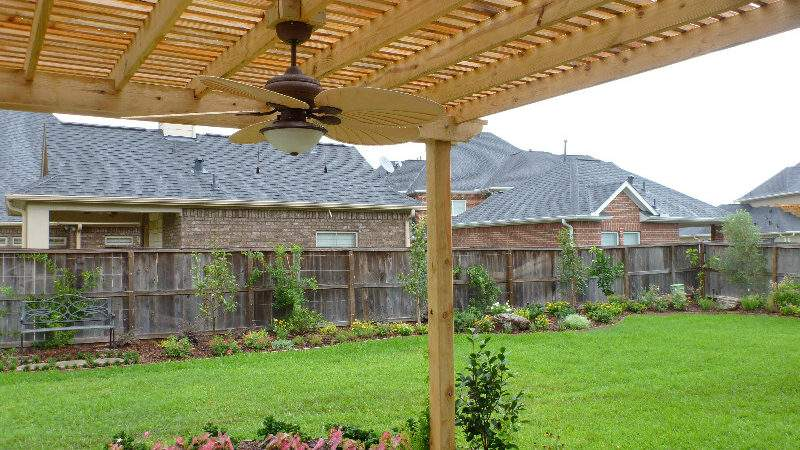 Houston Landscaping Ideas Our Work