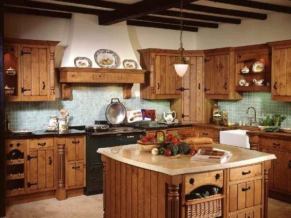 Hunnybee Blog Country Kitchens