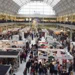 Hydropool Ideal Home Show Christmas London