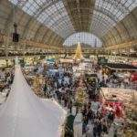 Ideal Home Show Christmas Welcomes Visitors