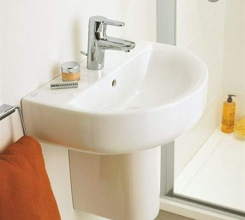 Ideal Standard Concept Space Basin Doble Bathrooms Direct