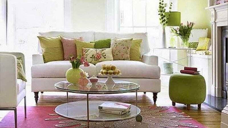 Ideas Beautiful Small Living Rooms