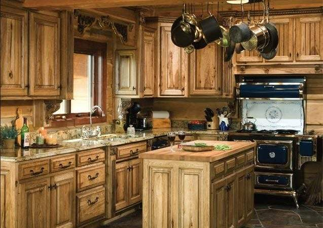 Ideas Creating Country Kitchen Small Space