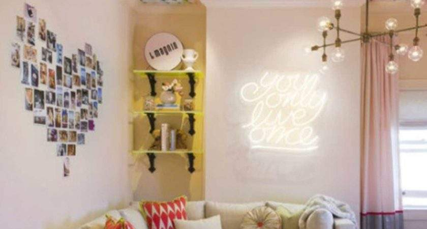 Ideas Decorating Bedroom Wall Cheap Decorate Your