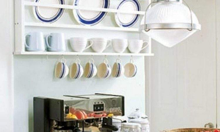 Ideas Decorating Blue White Recycled Things