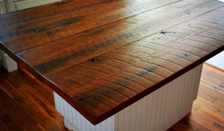 Ideas Installing Wooden Countertop Your Home