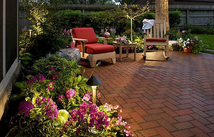 Ideas Landscaping Small Backyards Widaus