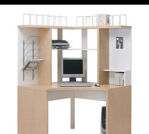 Ikea Corner Computer Desk Table Wanted Items Wirral