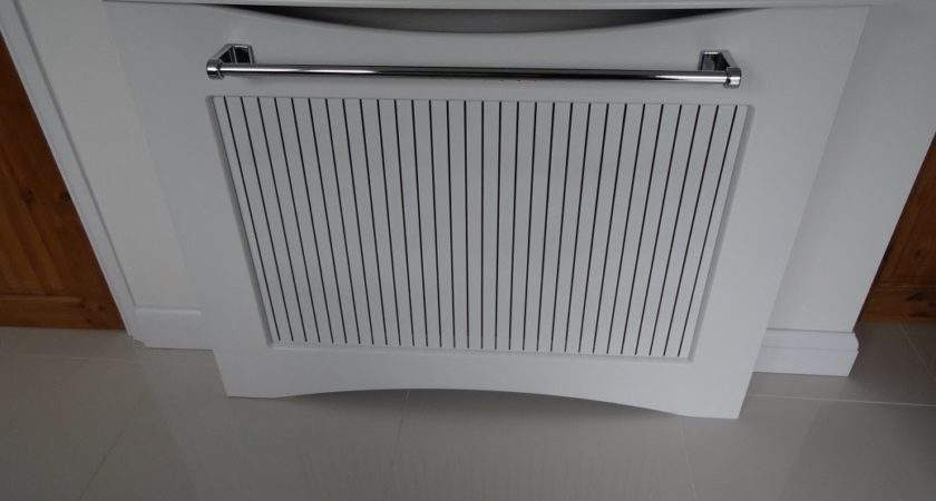 Ikea Kitchen Radiator Cover Add Towel Holder