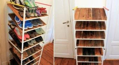 Ikea Products Build Shoe Storage Systems