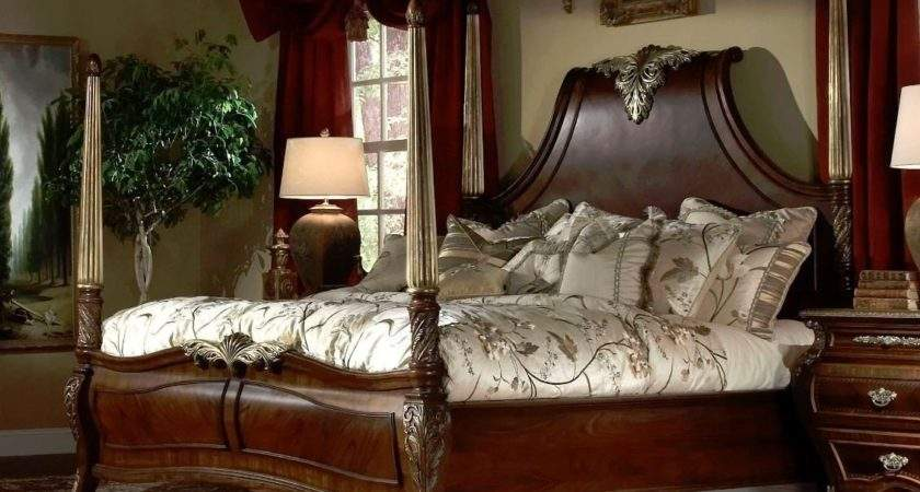 Imperial Court Formal Bedroom Collection Aico