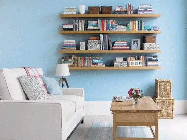 Incredible Examples Shelving Small Spaces