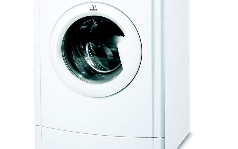 Indesit Ecotime Idv Tumble Dryer Vented White