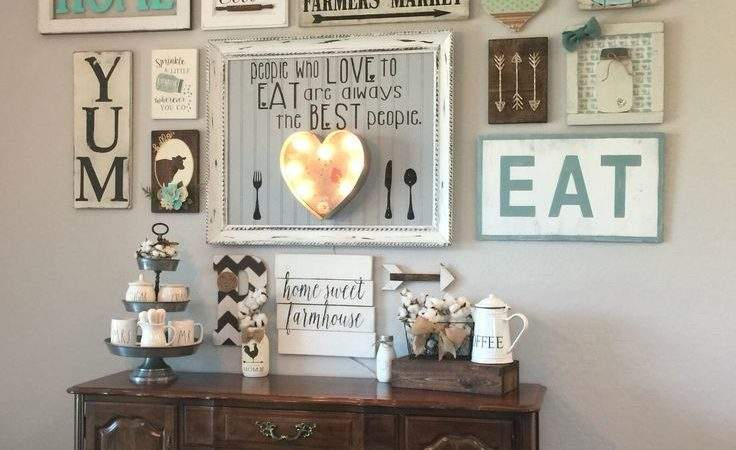 Inexpensive Kitchen Wall Decor Ideas