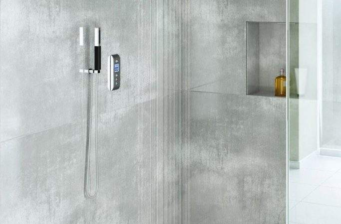 Infinity Luxury Wet Rooms Space Saving Showers