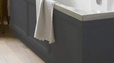 Insolito Carolla Bath Panel Charcoal Grey Buy