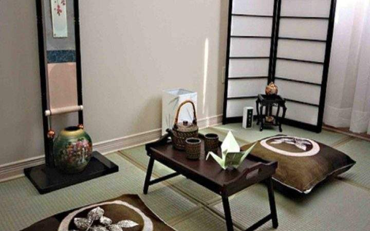 Inspirational Japanese Theme Room Interior Design Ideas
