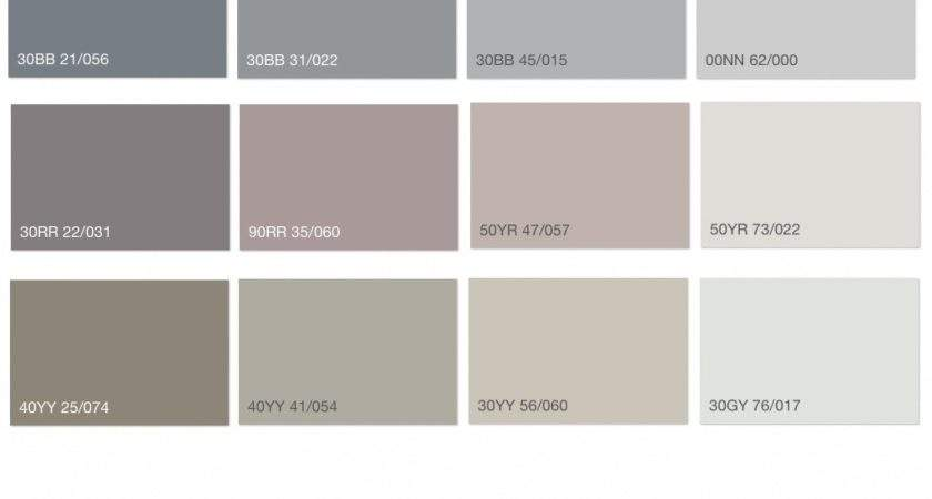 Inspired Dulux Colour Palette Unseen Spaces