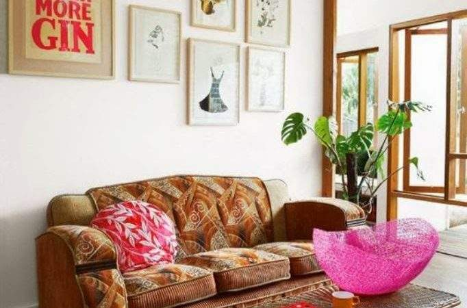 Inspiring Bohemian Living Room Designs Yourself