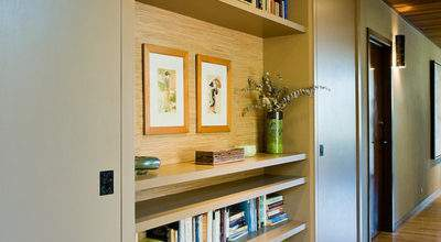 Inspiring Built Bookshelves More Functional Storage
