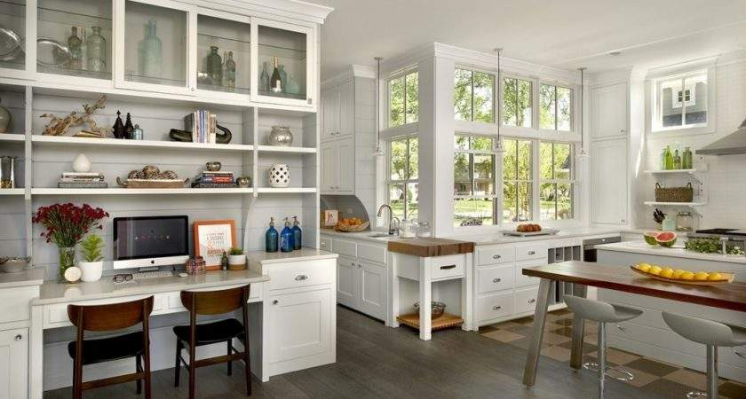 Inspiring Home Offices Make Most Small