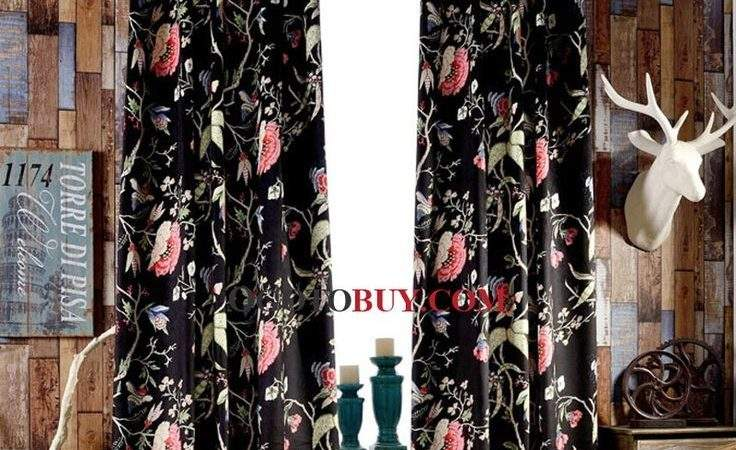 Insulated Thermal Jacquard Floral Pattern Velvet