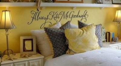 Interior Decorating Ideas Bring Yellow Color