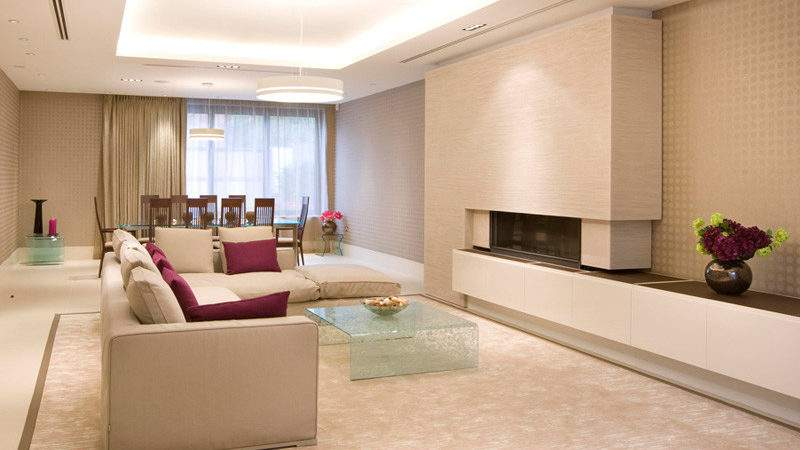 Interior Design Modern Living Room Furniture Style