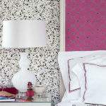 Interiors Jacquin Bold Paint Splatter Design