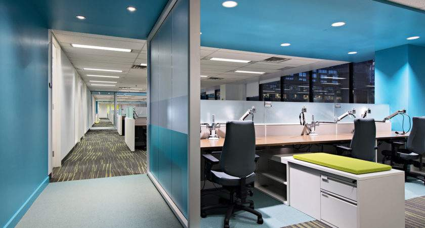 Interiors Photography Modern Office Workspace