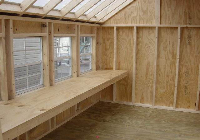 Interiors Shots Foxes Country Potting Sheds Greenhouses