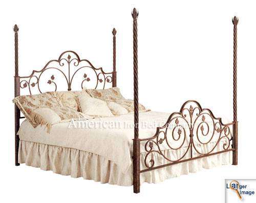 Iron Beds American Bed Chartres