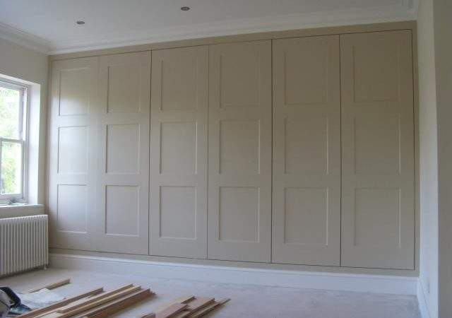 James Carpentry Alcove Cabinets Wardrobes Bookcases